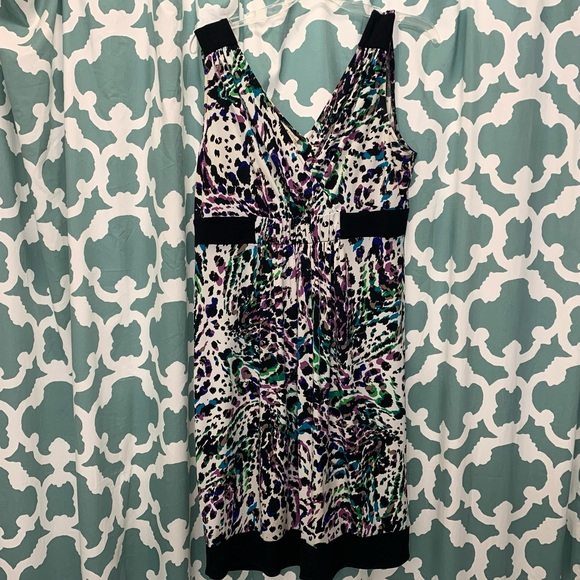 London Style Dresses & Skirts - London Style v neck dress size 16 party/formal